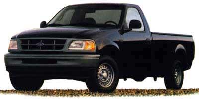 1997 Ford F-250 Standard