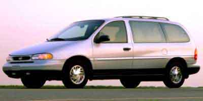 1997 Ford Windstar Cargo Van