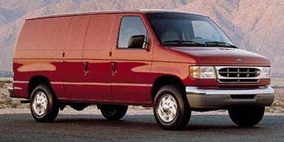 1997 Ford Econoline Cargo Van