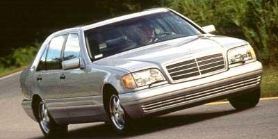 1997 Mercedes-Benz S-Class