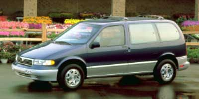 1997 Mercury Villager Wagon