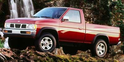 1997 Nissan Trucks 2WD