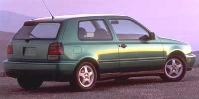 1997 Volkswagen GTI