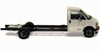 1997 Chevrolet G RV Cutaway