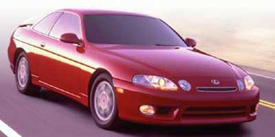 1997 Lexus SC 400 Luxury Sport Coupe