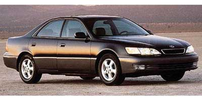 1997 Lexus ES 300 Luxury Sport Sedan