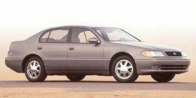 1997 Lexus GS 300 Luxury Perform Sedan