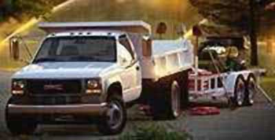 1997 GMC Sierra 3500 HD