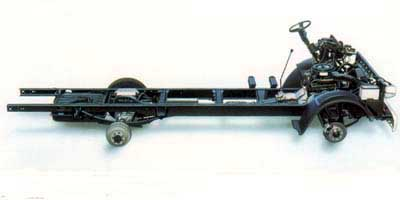 1997 GMC P Forward Control Chassis