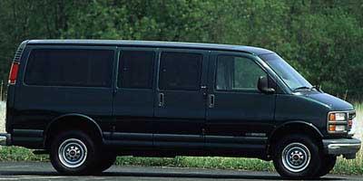 1997 GMC Savana Passenger
