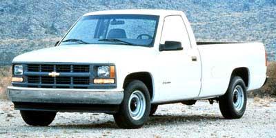 1998 Chevrolet C K 1500 Work