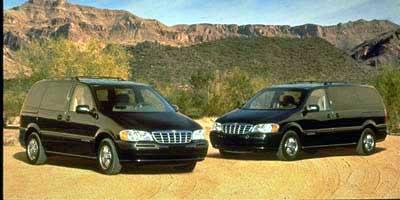 1998 Chevrolet Venture Cargo Van