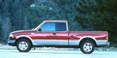 1998 Mazda B-Series 4WD Truck