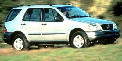 1998 Mercedes-Benz M-Class