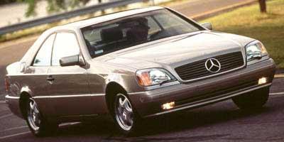 1998 Mercedes-Benz CL-Class