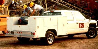 1998 Chevrolet C K 3500 Crew Cab