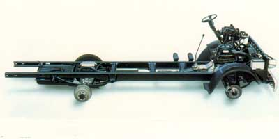 1998 Chevrolet P Forward Control Chassis