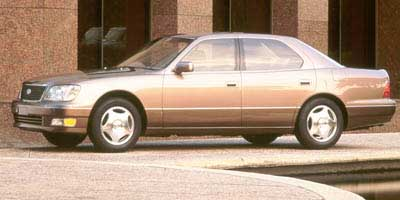 1998 Lexus LS 400 Luxury Sedan