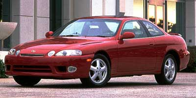 1998 Lexus SC 400 Luxury Sport Coupe