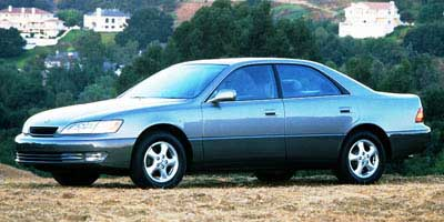 1998 Lexus ES 300 Luxury Sport Sedan