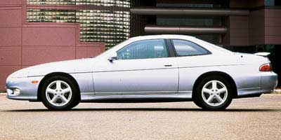 1998 Lexus SC 300 Luxury Sport Coupe