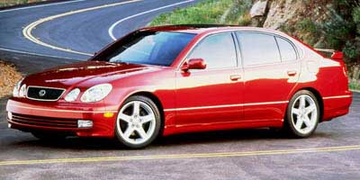 1998 Lexus GS 400 Luxury Perform Sedan