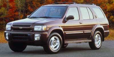 1998 Infiniti QX4