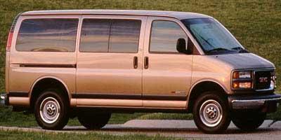 1998 GMC Savana Cargo Van