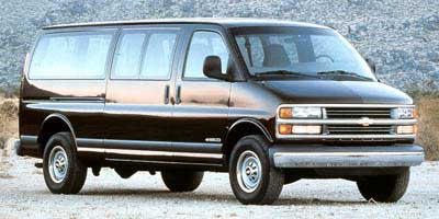 1998 Chevrolet Express Van