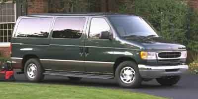 2001 Ford Econoline Wagon