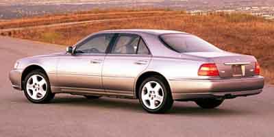 2001 Infiniti Q45