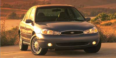 1999 Ford Contour