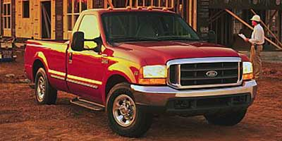 1999 Ford Super Duty F-350 DRW