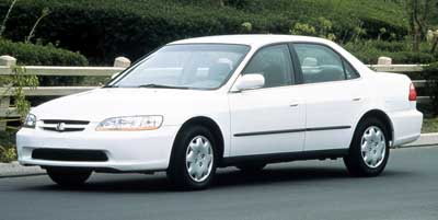 1999 Honda Accord Sedan