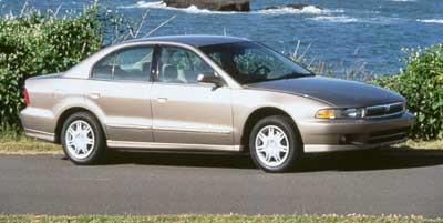 1999 Mitsubishi Galant