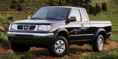 1999 Nissan Frontier 4WD