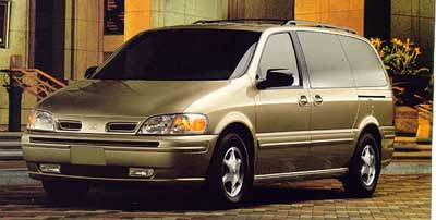 1999 Oldsmobile Silhouette