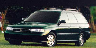 1999 Subaru Legacy Wagon
