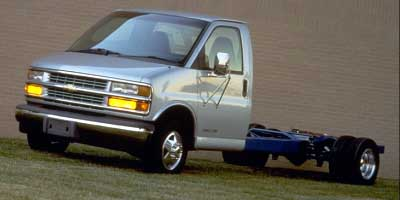 1999 Chevrolet Express Commercial Cutaway