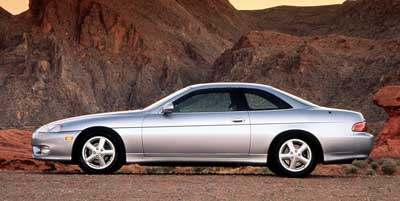 1999 Lexus SC 300 Luxury Sport Coupe