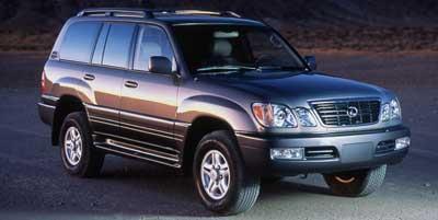 1999 Lexus LX 470 Luxury SUV