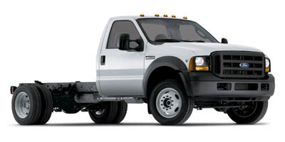 2007 Ford Super Duty F-550 DRW
