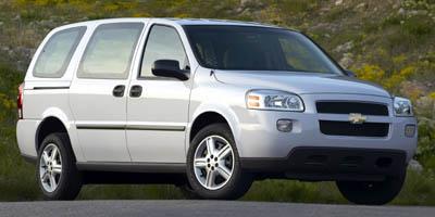 2006 Chevrolet Uplander Cargo Van