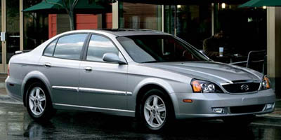 2006 Suzuki Verona