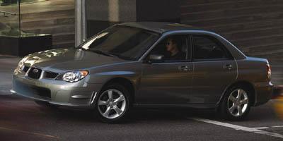 2006 Subaru Impreza Sedan (Natl)
