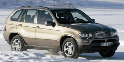 2006 BMW X5-Series