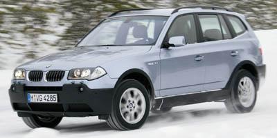 2006 BMW X3-Series