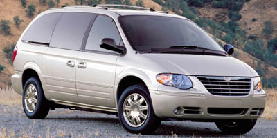 2006 Chrysler Town & Country LWB