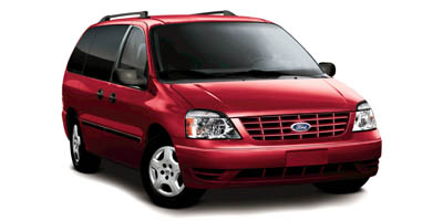2006 Ford Freestar Wagon