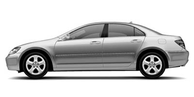 2006 Acura RL